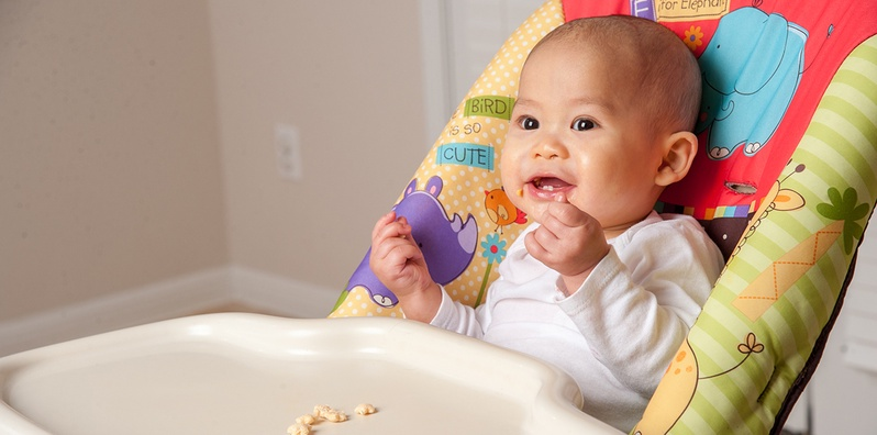 Live Discussion on Table Foods and the Older Baby class image