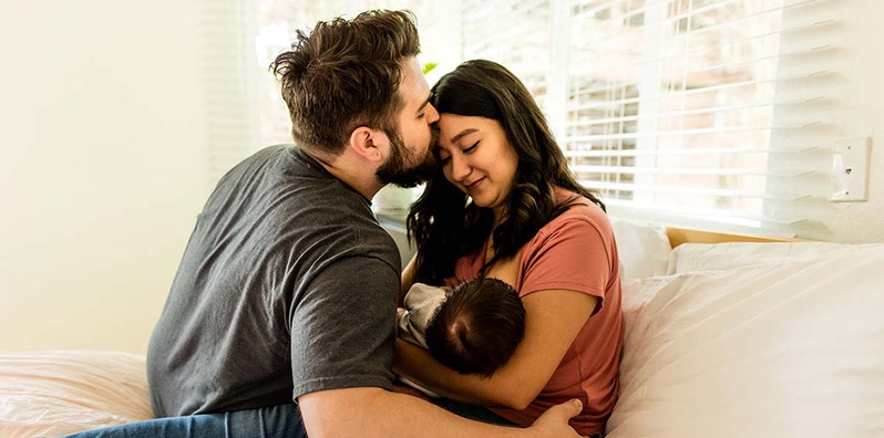 Lactancia materna: Consejos útiles para las primeras semanas  class image