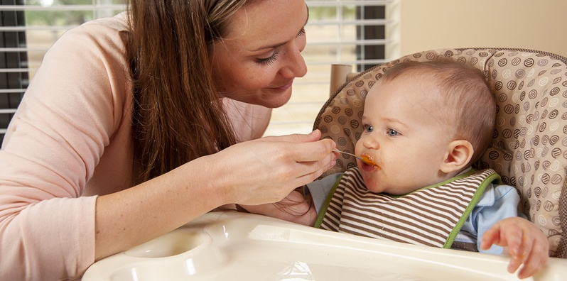 Live Discussion on Introducing Your Baby to Solid Foods  class image
