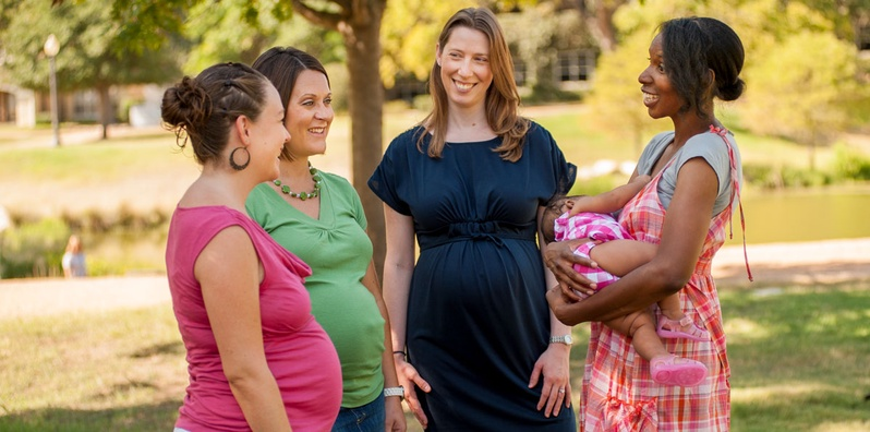 Live Pregnancy Discussion class image