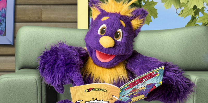 Live Story Time with Zobey  class image